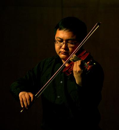 任昊小提琴独奏蒙蒂《查尔达什舞曲》