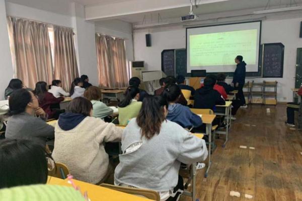 不忘初心,教学相长—— 人文学院、马克思主义学院开展公开课教学教研活动