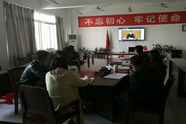 马克思主义学院开展思政教师集中学习和集体备课