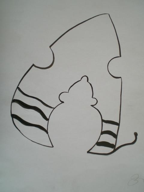 08学生作品图形创意图片